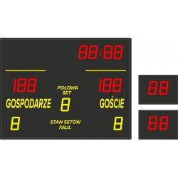 Tablica wyników sportowych ETW 130-60