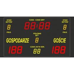 Tablica wyników sportowych ETW 220-130