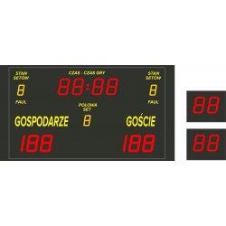 Tablica wyników sportowych ETW 220-160