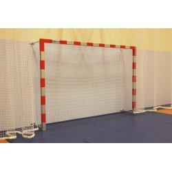 Bramki do piłki ręcznej stalowe (3x2 m), mocowane do ściany