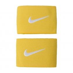 Opaska do ochraniaczy Nike Guard Stay (kolor żółty)