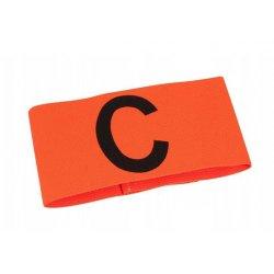 Opaska kapitana Select, kolor pomarańczowy