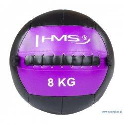 Piłka lekarska WALL BALL HMS 8 kg