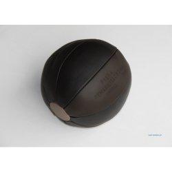 Piłka lekarska 3 kg, skóra naturalna