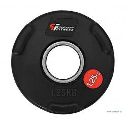Obciążenie ogumowane fi 50 mm, 1,25 kg