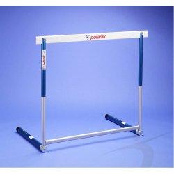 Płotek wyczynowy, aluminiowy, składany (wysokość 762-1067 mm)