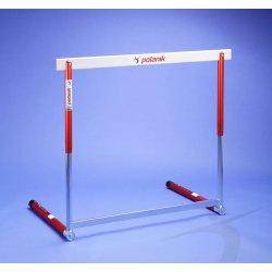 Płotek wyczynowy, aluminiowo-stalowy, składany, 5 pozycji (wysokość 762-1067 mm)