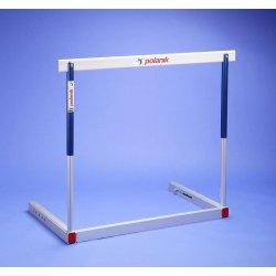 Płotek wyczynowy, aluminiowy, 6 pozycji (wysokość 686-1067 mm)