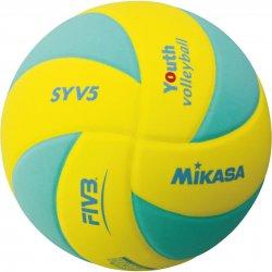 Volejbalová lopta Mikasa SYV5 (veľkosť 5)