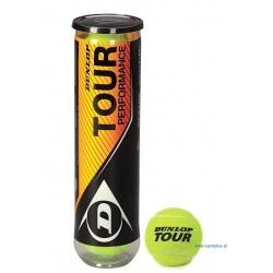 Tenisová loptička Dunlop Tour Performance