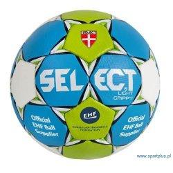 Piłka ręczna Select Light Grippy EHF (rozmiar liliput)