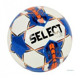 Piłka nożna Select Contra Special (rozmiar 5) kolor biało-niebieska
