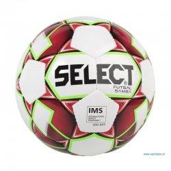 Piłka halowa Select Futsal Samba IMS (rozmiar 4)