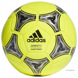 Piłka nożna Adidas Conext 19 Match Ball Replica Capitano (rozmiar 5)