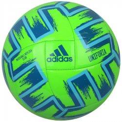 Piłka nożna Adidas Uniforia Club zielona (rozmiar 5)