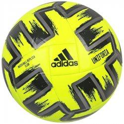 Piłka nożna Adidas Uniforia Club żółta (rozmiar 5)