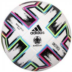 Piłka nożna Adidas Uniforia Training biała (rozmiar 5)