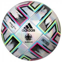 Piłka nożna Adidas Uniforia Training szara (rozmiar 5)