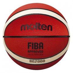 Piłka koszowa Molten B6G2000, rozmiar 6