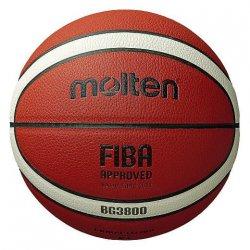 Piłka koszowa Molten B6G3800, rozmiar 6