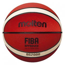 Piłka koszowa Molten B7G2000, rozmiar 7