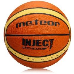 Piłka do koszykówki Meteor Inject (rozmiar 5)