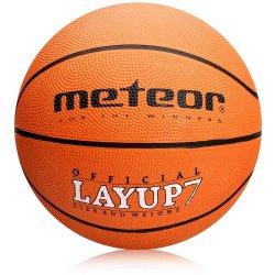 Piłka do koszykówki Meteor Layup (rozmiar 7)