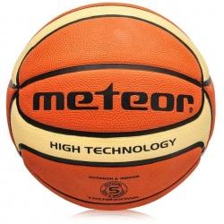 Piłka koszowa Meteor Treningowa (rozmiar 5)