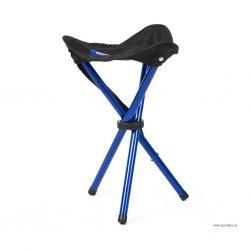 Krzesełko składane SPOKEY 839633, kolor niebiesko-czarny