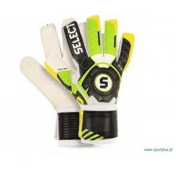 Rękawice bramkarskie Select Flexi Grip, kolor czarno-zielony (rozmiar 5)