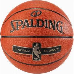 Piłka do koszykówki NBA Platinum ZK Legacy Spalding (rozmiar 7)