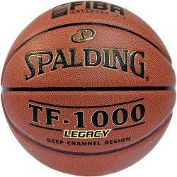Piłka do Koszykówki TF 1000 Legacy Fiba Spalding (rozmiar 7)