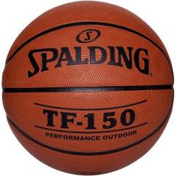 Piłka do Koszykówki TF 150 Outdoor Fiba Logo Spalding (rozmiar 5)