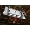 Zariadenie na nastavenie výšky basketbalového koša