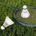 Badmintonové rakety, príslušenstvo