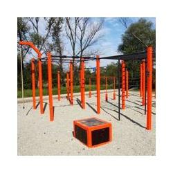 Vybavenie pre vonkajšie telocvične