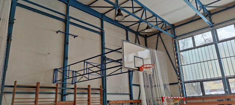 Wyposażenie sali sportowej - Michalovce